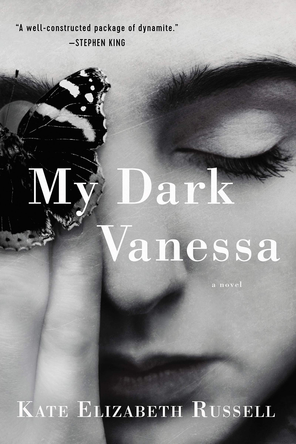 My Dark Vanessa by Kate Elizabeth Russell : the book slut book reviews thebookslut