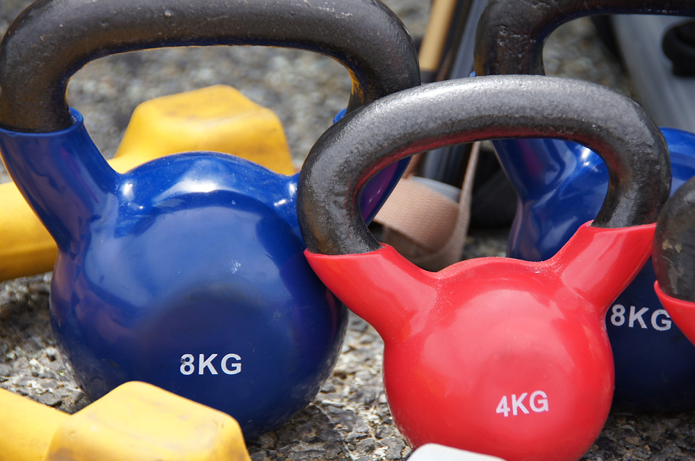 mobile and outdoor personal training