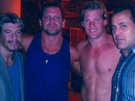 The Dark Side of the Ring: The Chris Benoit Story