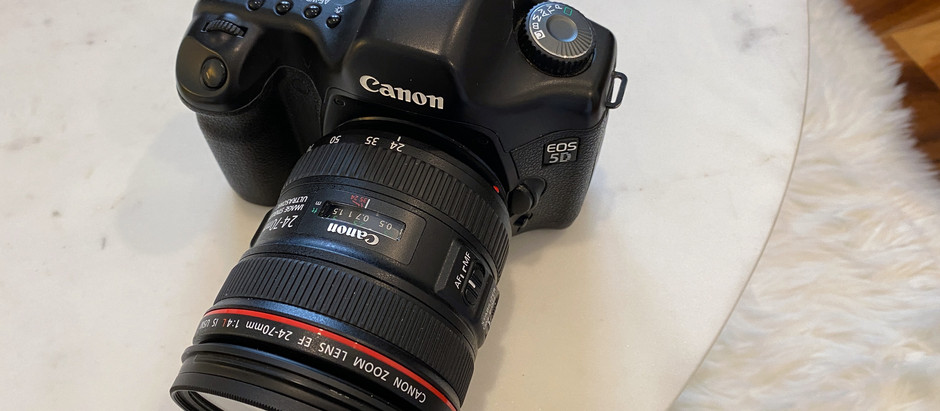 The DSLR Era: Canon 5D Classic