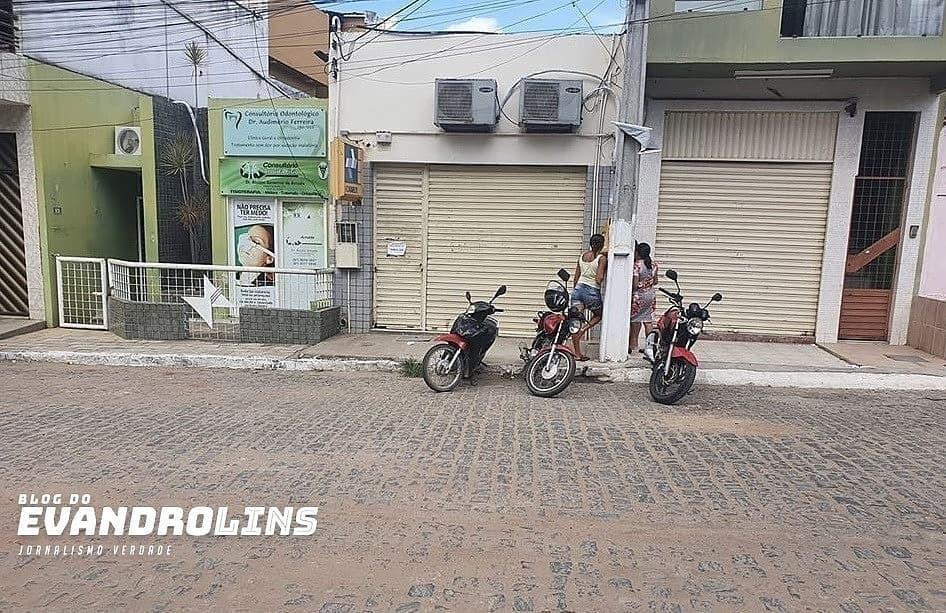 Na rua João Pereira Tabosa