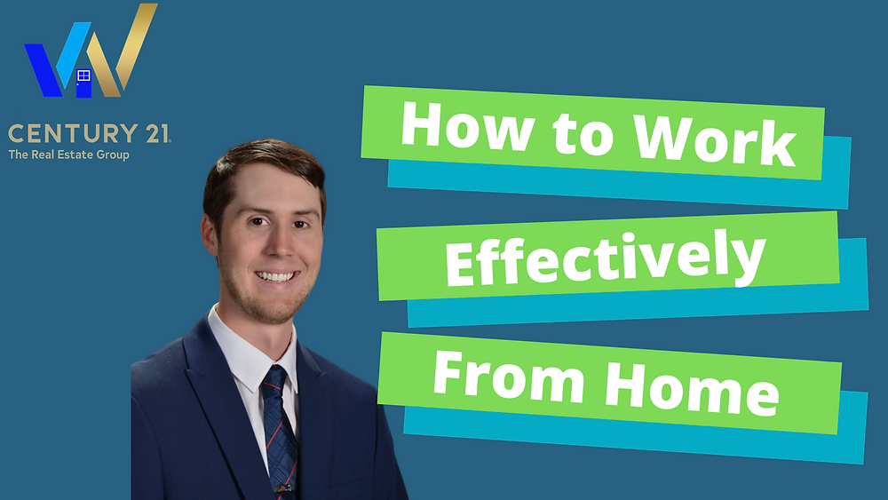 Tips to Help You Get More Done While Working From Home