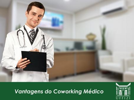 Vantagens do Coworking Médico