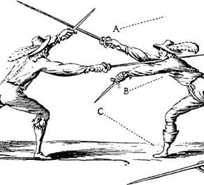 Fencing in JKD????