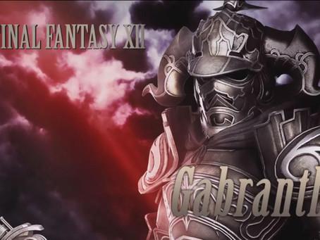 Dissidia NT: Gabranth 8th DLC Character