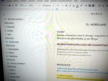 MARGO T2 : la rédaction peut commencer !