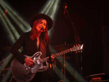 LIVE REVIEW - ABBE MAY and You Saw Them First @ Freo.Social