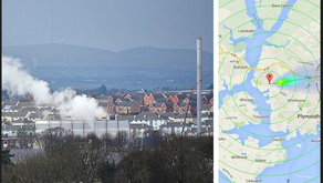 Plymouth's incinerator 'causing the highest pollution levels ever recorded in a housing area'