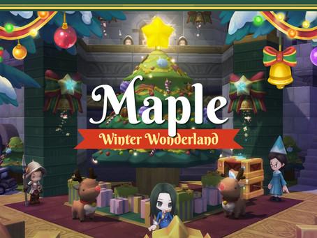 MAPLE WINTER WONDERLAND