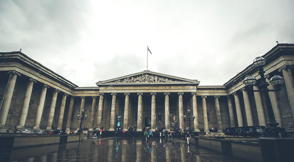 Museu Britânico Roteiro Londres