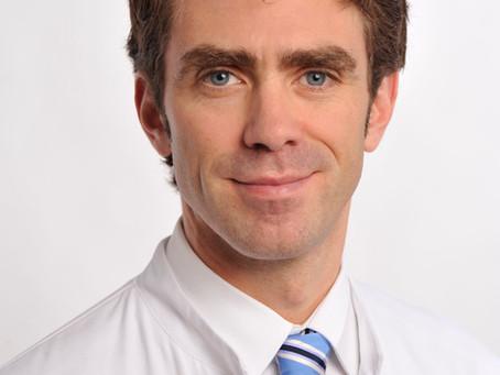 Neuer Praxispartner Dr. Andreas I. Besinger