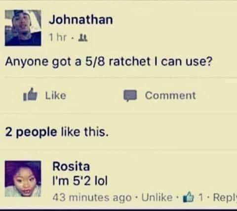 Funny Ratchet Meme