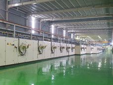 PT. Lotte Packaging - Packaging Film Factory and Warehouse