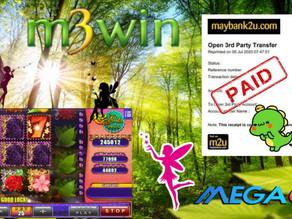Fairy Garden slot game tips to win RM5710 in Mega888