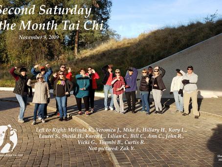 Second Saturday Tai Chi