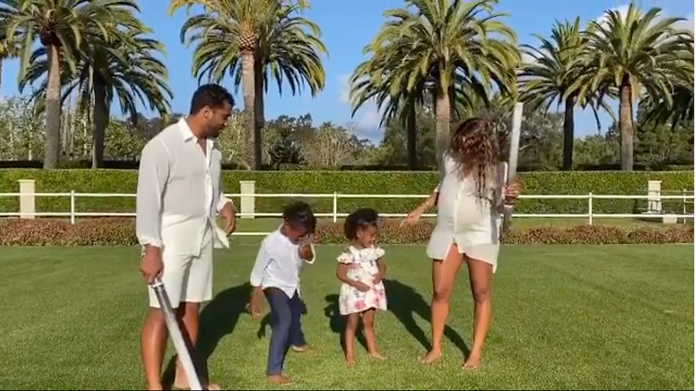 Ciara and Russell are expecting a baby boy!