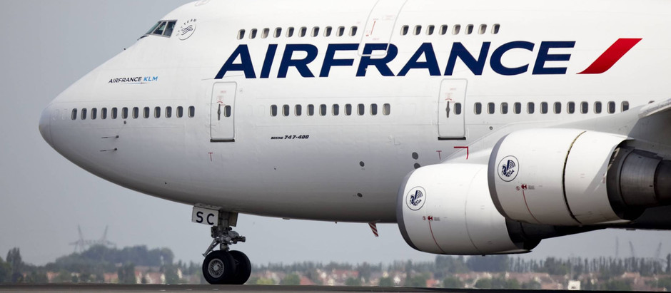 New Appointed CEO of Air France - Anne Rigail