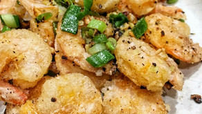 越式蒜蓉牛油蝦