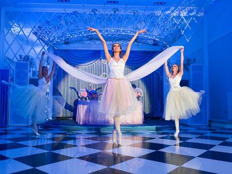 """""""Балерина - вишенка на торте"""" или как создать свой индивидуальный свадебный танец?"""