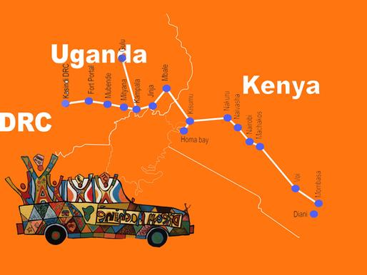 African Tour 2016