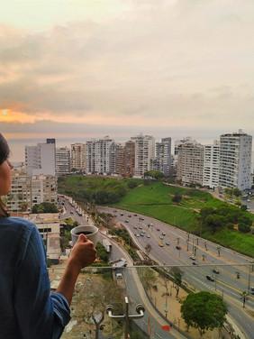 Tardes de café y Lima