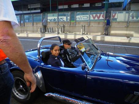 Racen op het circuit van Zolder!