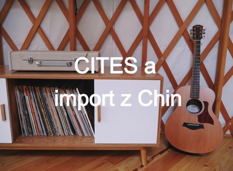 CITES a import z Chin. Co warto wiedzieć importując meble, odzież lub sprzęt muzyczny?
