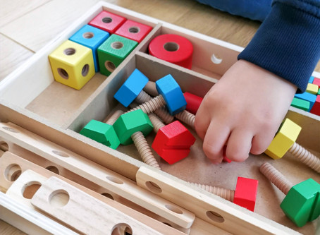 Review: Melissa & Doug Wooden Toys | hellobabydirect.com