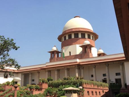 Case/ Judgment Summary (SC on Moratorium)