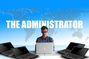 Ne pas utiliser de compte administrateur pour Internet