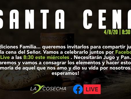 Santa Cena Virtual