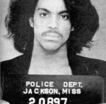 The Story Behind Prince's Infamous Mugshot (1980)