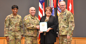 Kathy Gerkins Veith recognized