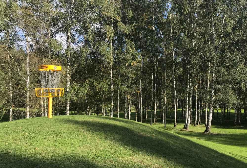 #järvadiscgolfpark #discgolf #udisc