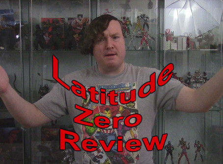 Kaiju no Kami Reviews - Latitude Zero (1969)
