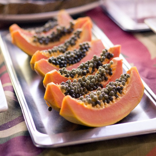 Papaya Good for Skin Tightening