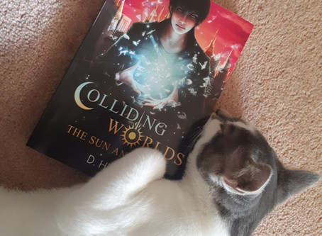 Indie Book Review: Colliding Worlds - The Sun and Moon