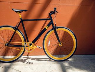 FREIE LUFT IM FREIEN: Radfahren nimmt in Corona-Zeiten zu.