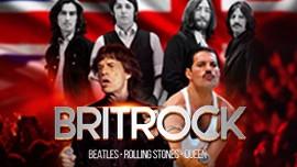O Melhor do rock britânico no Teatro Eva Wilma. Conheça: Britrock