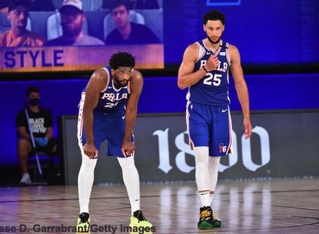 Philly's Case for Keeping Simmons and Embiid Together