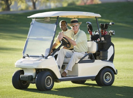 Are You Going Golfing?