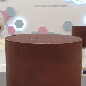Ganache de couverture au chocolat