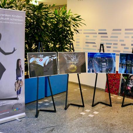 IBM Fotoklubs spenden ihre Bilder für die                     Kinderkrebshilfe Frankfurt