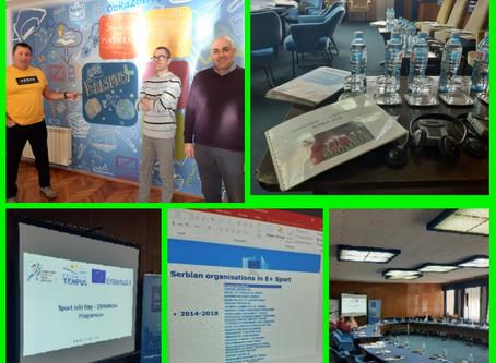 Udruženje Dzentlmen konkurisalo za projekat u okviru ERAZMUS+ programa EU