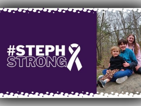 #StephStrong