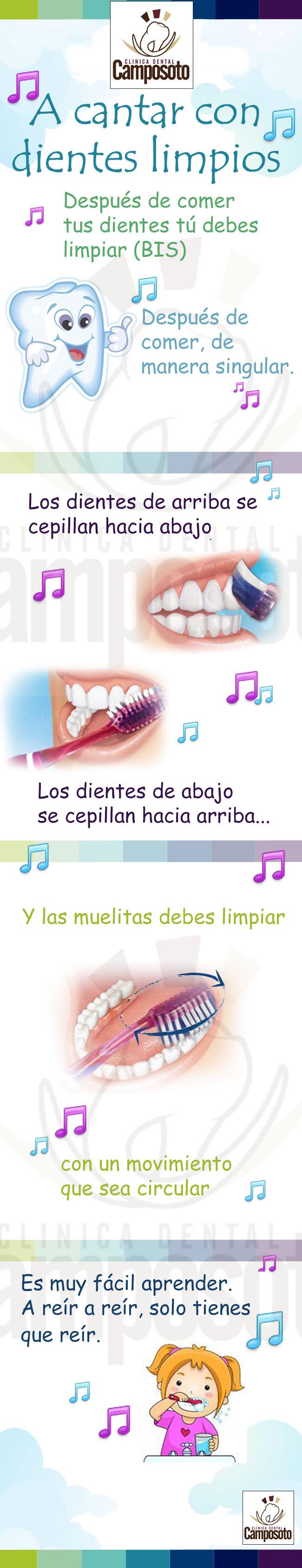 Canción de cepillado de dientes