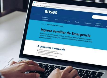 """""""Hoy 10.000 familias de Campana fueron borradas de un plumazo del Ingreso Familiar de Emergencia"""""""