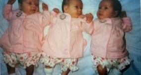 Meet the Artists: Rachel, Rebekah & Sarah. The Shock of Triplets!