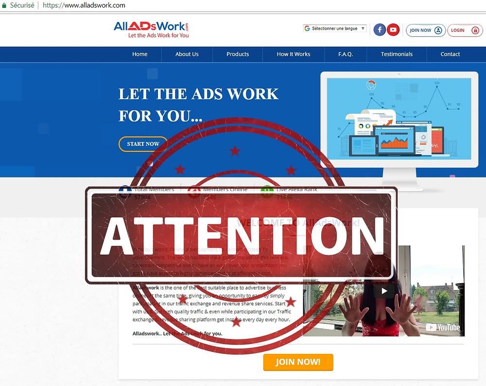 AllAdsWork AVIS
