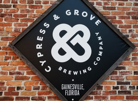 When Germans Meet Gators:  Gainesville's Cypress & Grove Brewing